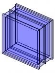 Glass Block Unit