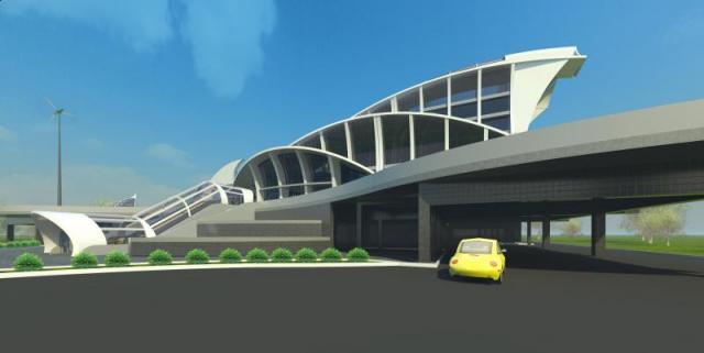 Автомобильный торговый центр