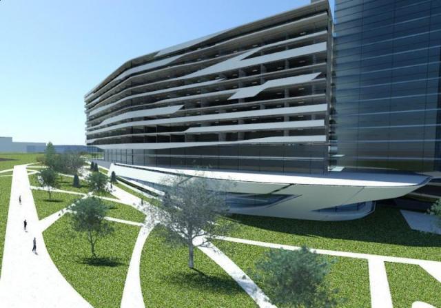 Архитектурная концепция